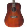 guitarra electroacustica stanford d66 dreadnought