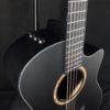 stanford g40 black acoustic guitar cheap 2