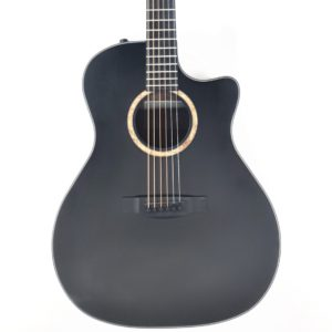 stanford g40 black acoustic guitar cheap