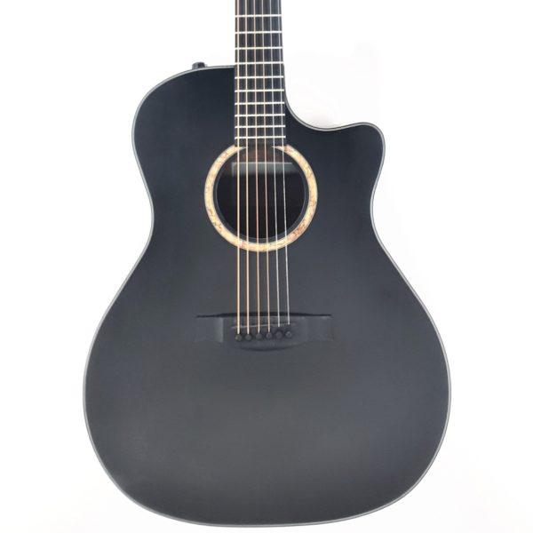 stanford g40 black acoustic guitar cheap