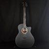 stanford g40 black acoustic guitar cheap 3