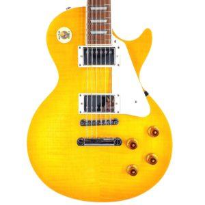 Tokai Les Paul Standard ALS62 Lemon guitar shop barcelona