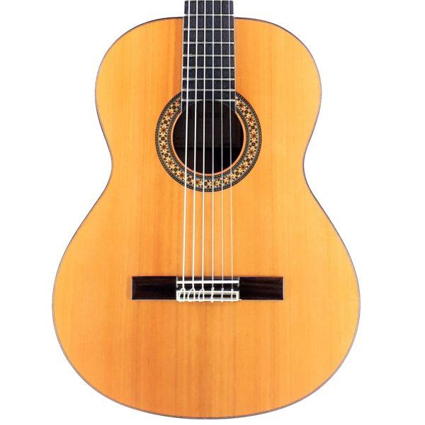 alhambra 4p guitar shop barcelona