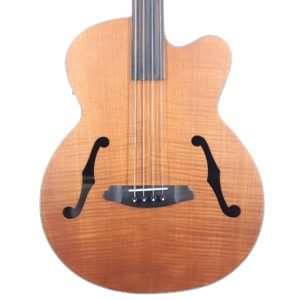 aria acoustic bass 2017