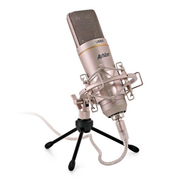Ashton UM88 Microfono USB  Estudio