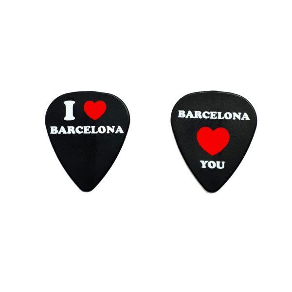 pua barcelona souvenir