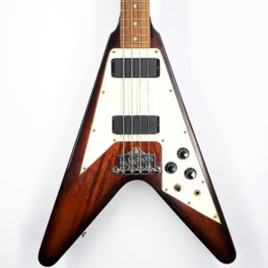 epiphone flying v bass escala corta 1998