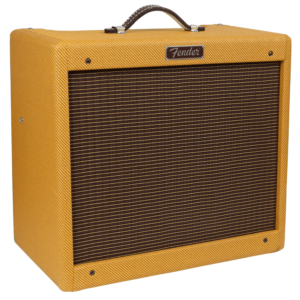 fender blues junior amplifficador valvulas