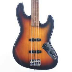 fender jazz bass fretless japan jb62-fl 1993 vintage