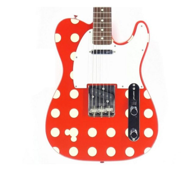 Fender Telecaster TL Minnie Japan Dots Limited Edition 1024x988