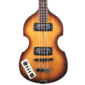 Greco Violin Bass Japan LH 70s 1