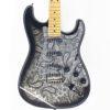 Tokai Stratocaster Black Paisley Custom Shop Japan
