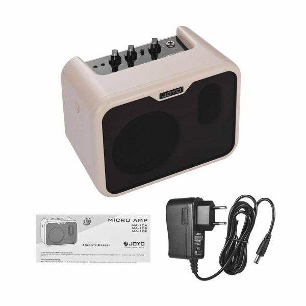 Joyo MA10B Amplificador Bajo portatil a baterias