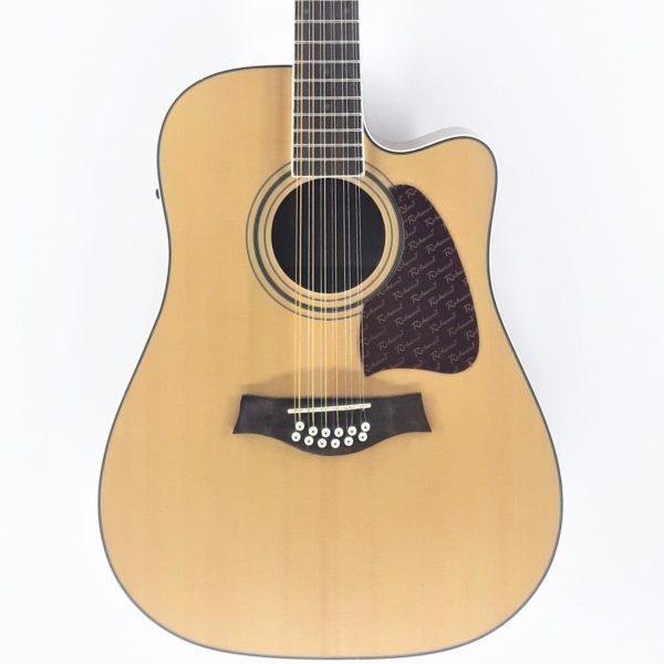 guitarra 12 cuerdas