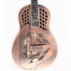 republic resonator made in usa antique copper