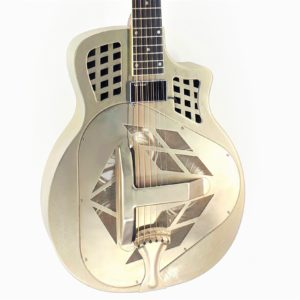republic tricone resonator clarksdale made in usa