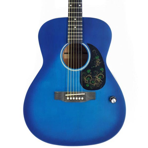 guitarra electroacustica piezo