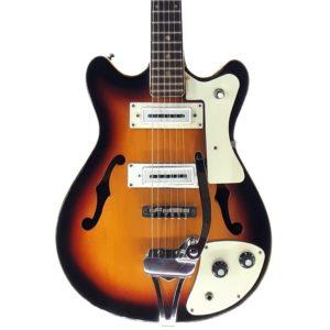 teisco guitar 60s