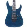 tokai stratocaster japan custom edition trans blue HSS japan